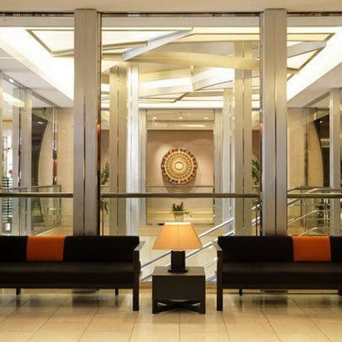 Courtyard by Marriott Ginza 500