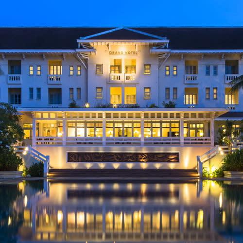 Raffles Grand Hotel d'AngkorSiem ReapCambodia