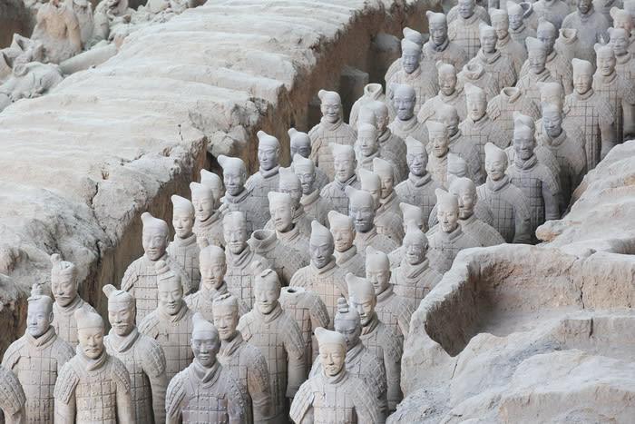 Terracotta Xian700