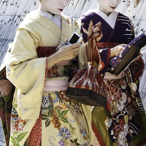 Tokyo & Kyoto of One Mind 500