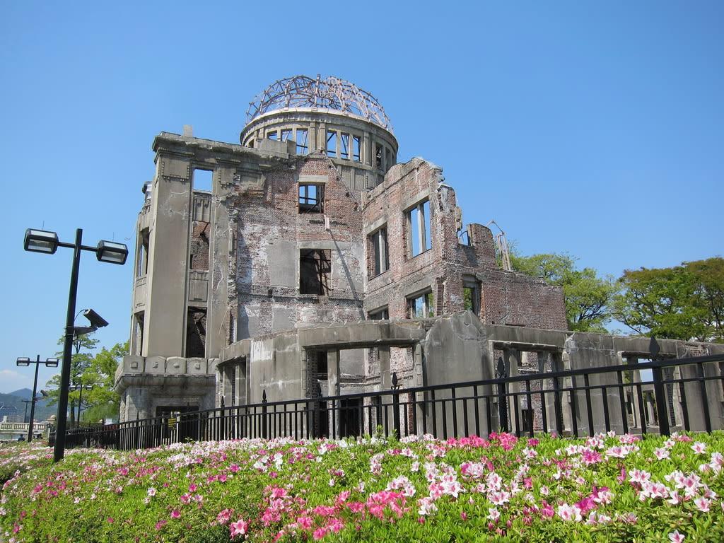 Atomic Dome Hiroshima1024