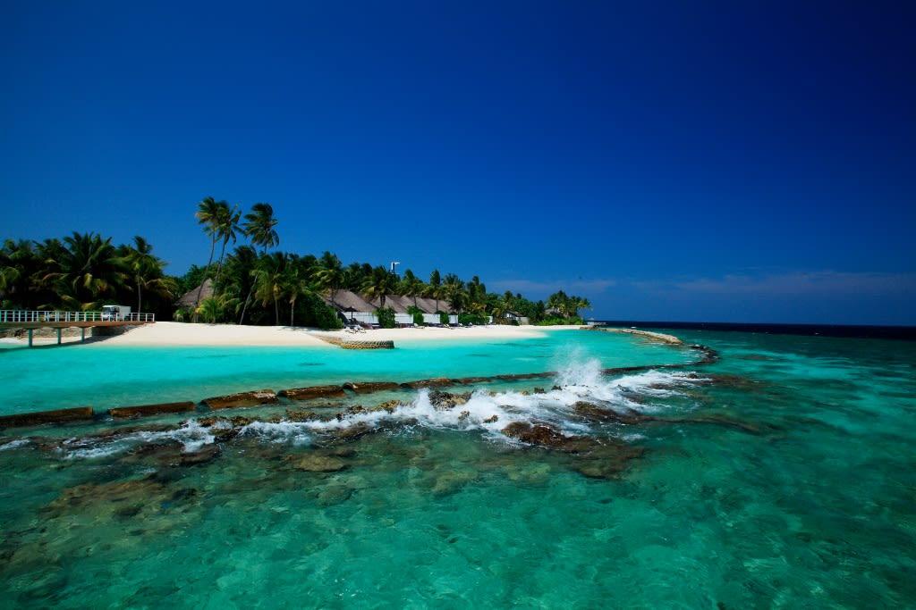 Centara Grand Island Maldives Exterior