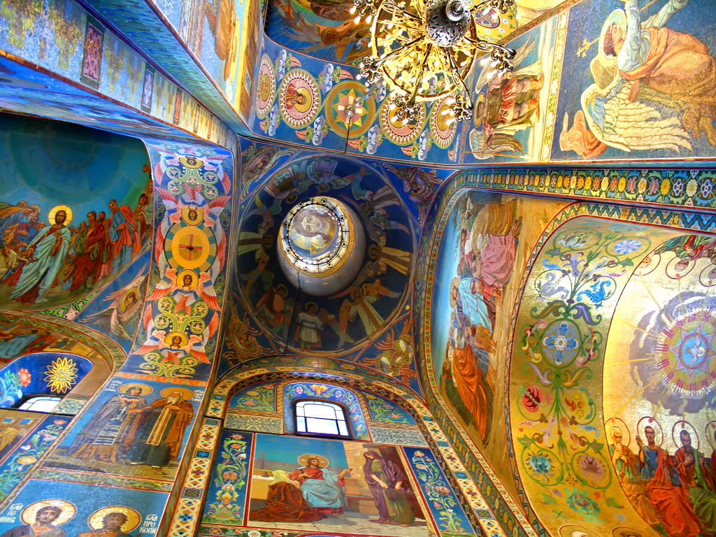 Church Interior 1024