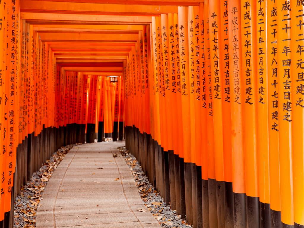 Fushimi Inari Kyoto 1024