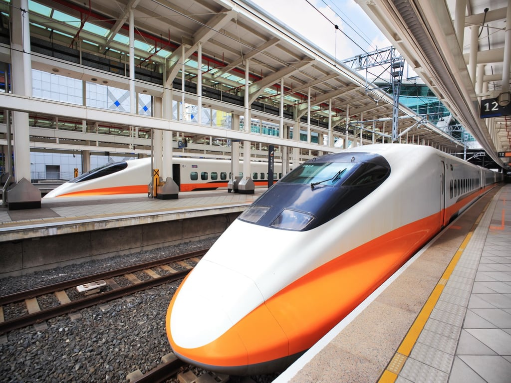 Shinkansen Japan 1024