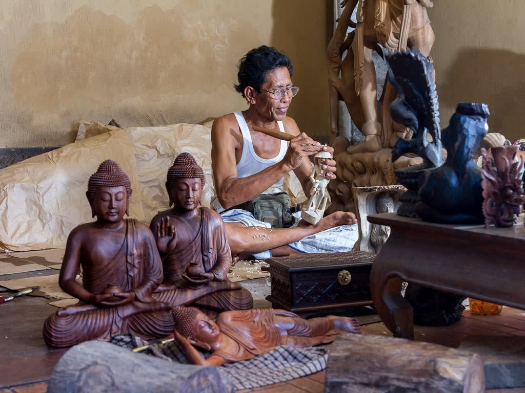 Artisans of Bali in Ubud