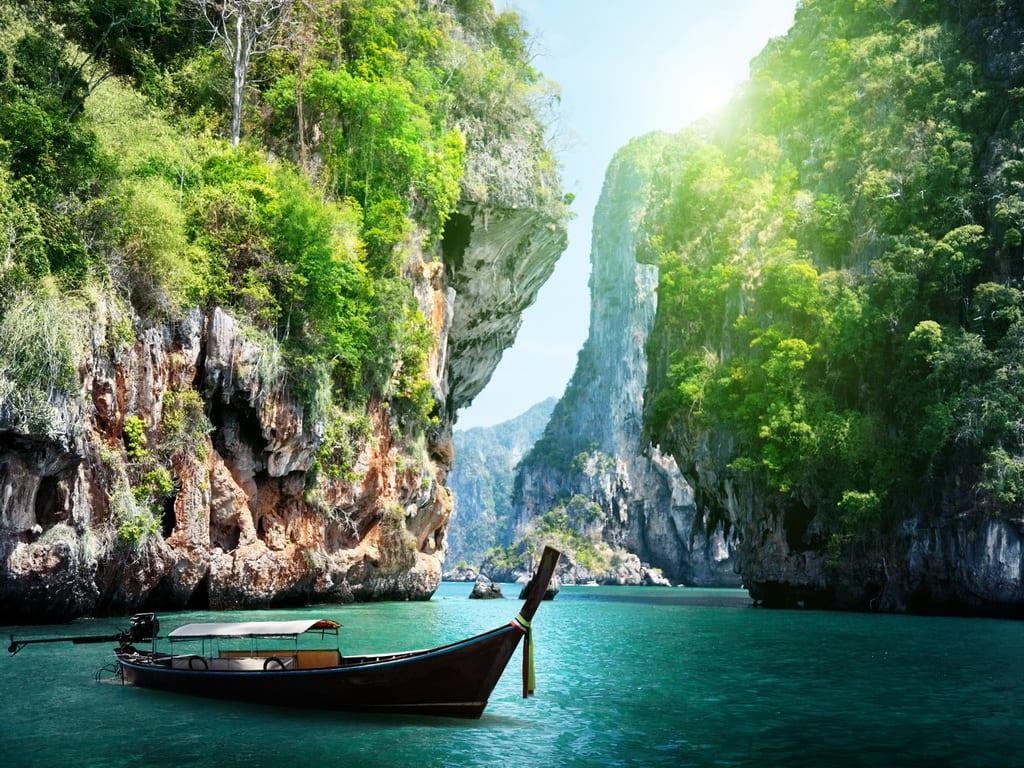 Thai Boats 1024