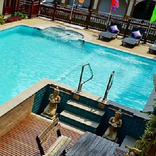 Chanthapanya Hotel  Vientiane Pic