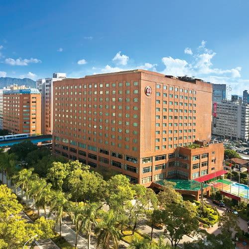 Howard Plaza Taipei exterior500
