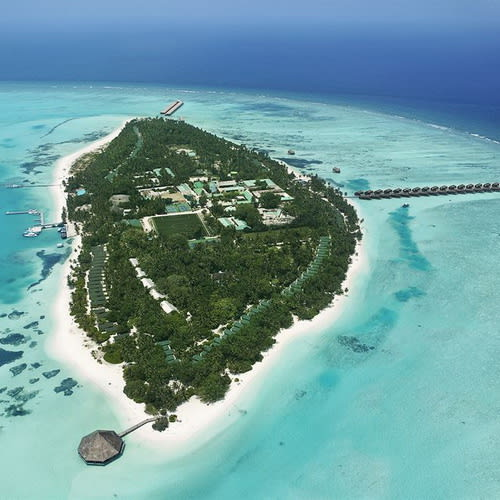 Meeru Island Resort & Spa Maldives