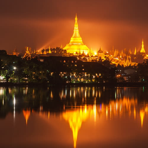 Myths of Myanmar 500