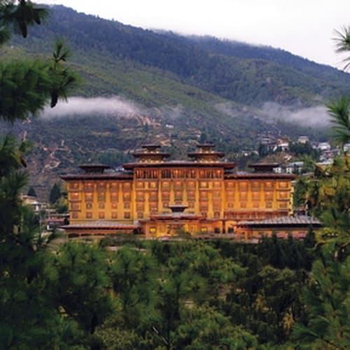Taj Thimpu Bhutan