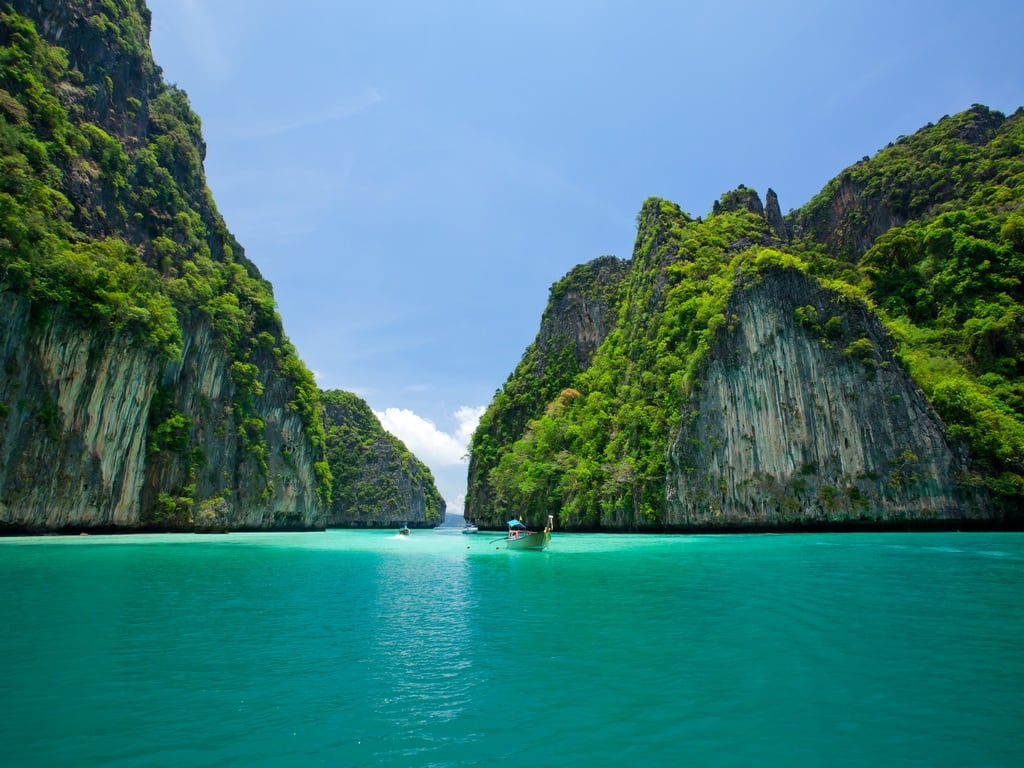 Rock Formations Thailand