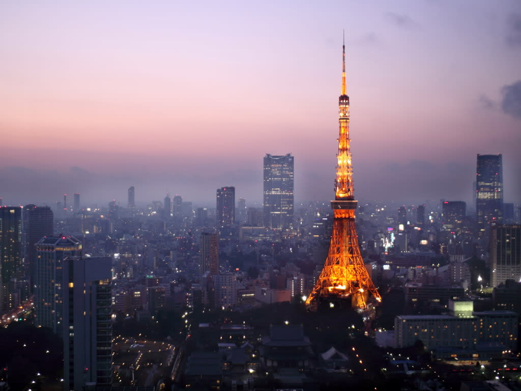 Tokyo Tower 1024