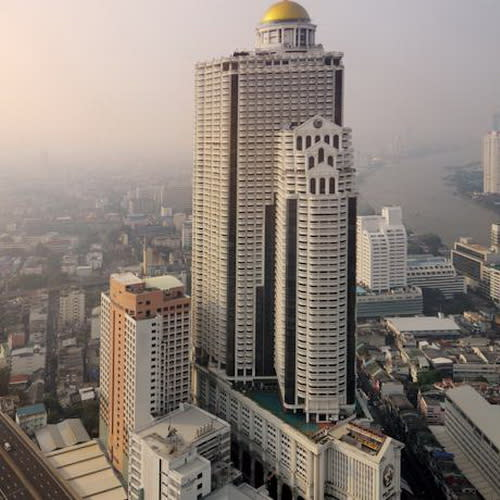 Tower Club at Lebua Bangkok