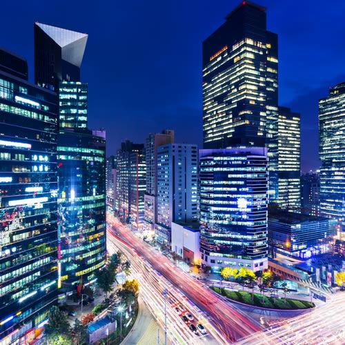 Seoul Tokyo