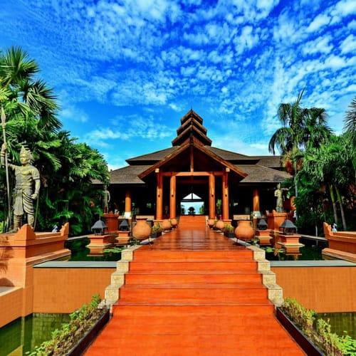 Aureum Palace Hotel Bagan-exterior500