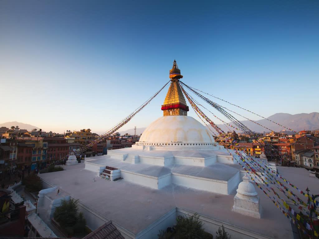 Bodnath Nepal 1024