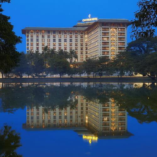 Chatrium Hotel Yangon exterior500