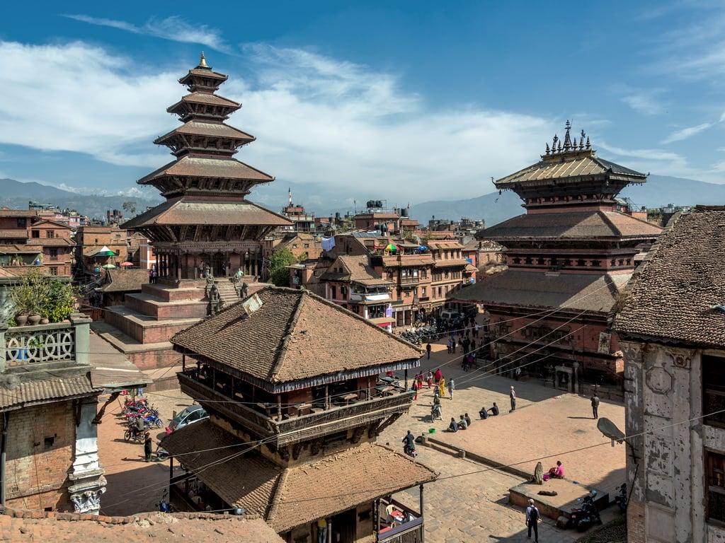 Durbar Square Nepal 1024