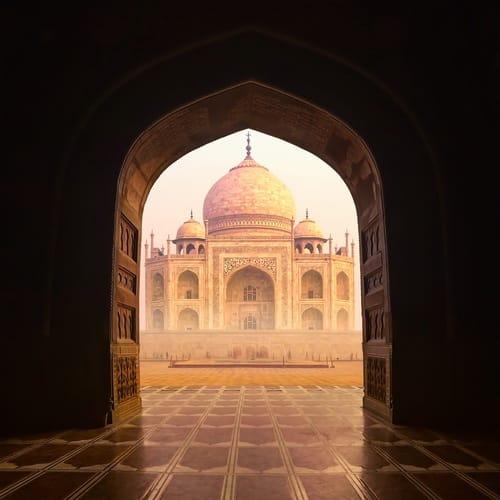 India Taj Small