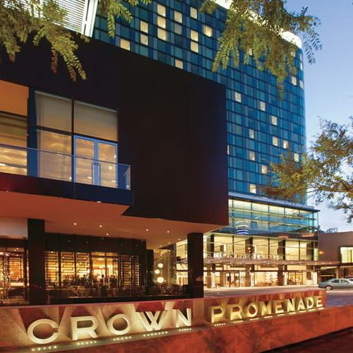 Crown Promenade Melbourne exterior500