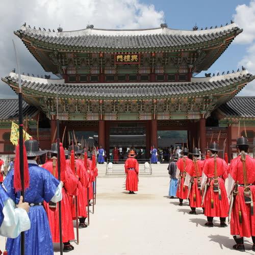 Gyeongbokgung Palace500