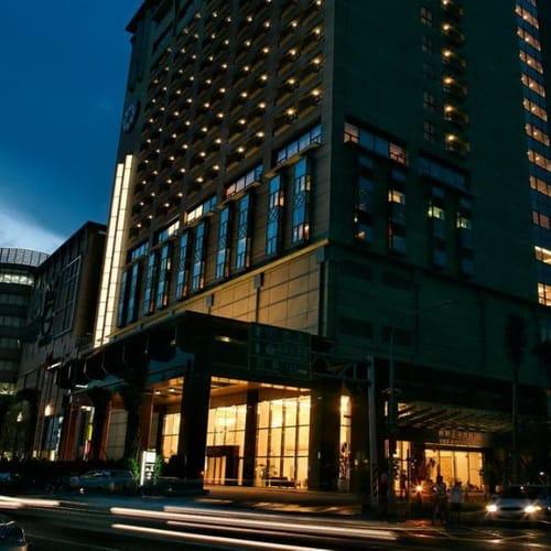 Nice Prince Hotel Chiayi