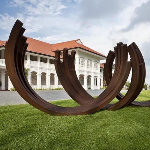 Capella Singapore exterior500