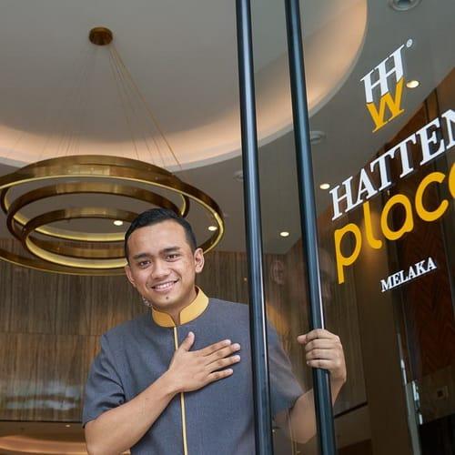 Hatten Place Hotel Malacca