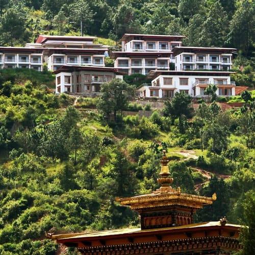 Zhingkham Resort Punakha