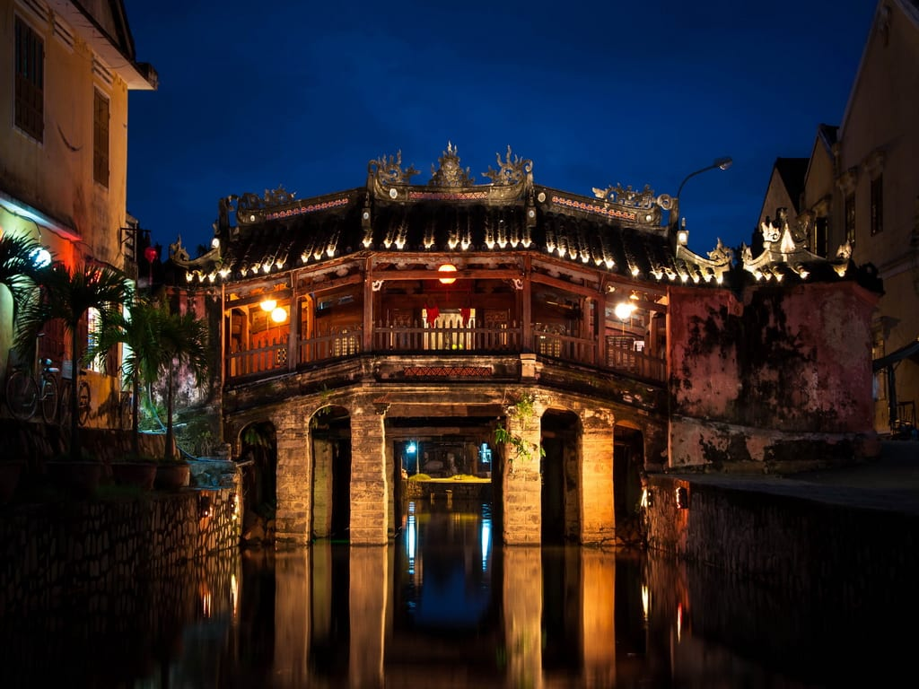 Bridge in Hoi An 1024