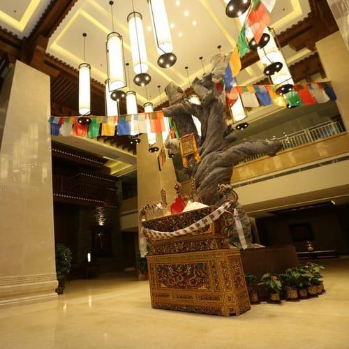 Qomo Langzong Hotel Shigatse
