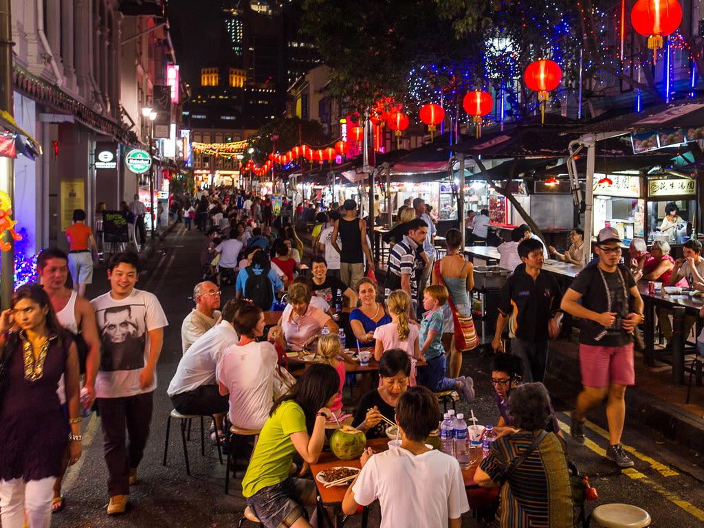 STB Sin China Town Food Street1024