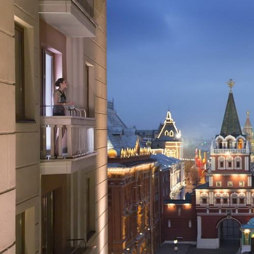 Four Seasons Hotel Moscow exterior500