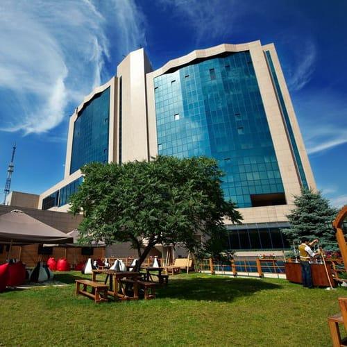 InterContinental Hotel Almaty