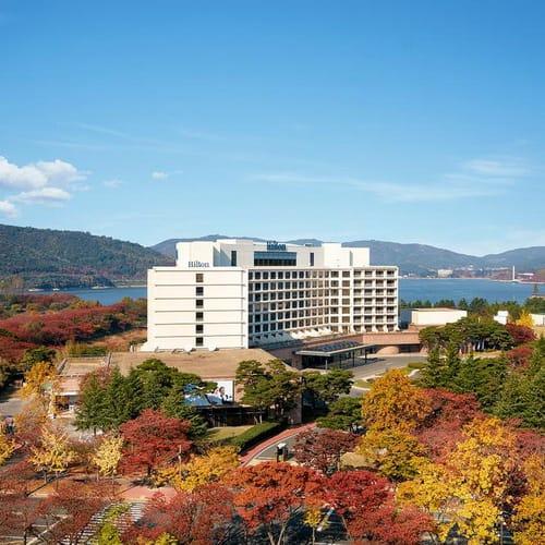 Hilton Hotel Gyeongju