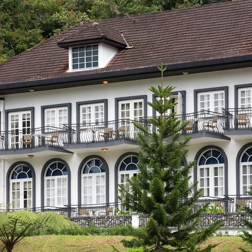 Cameron Highlands Resort exterior500