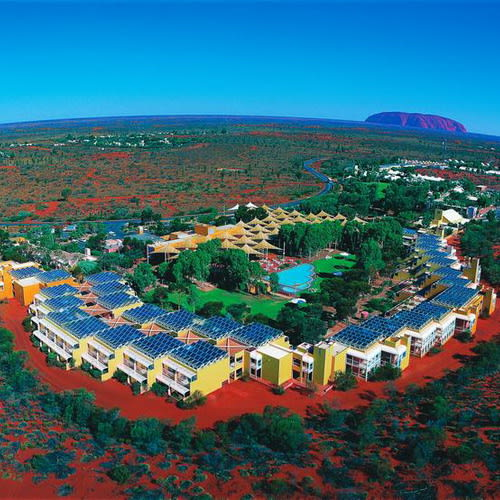 Desert Gardens Hotel Ayers Rock500