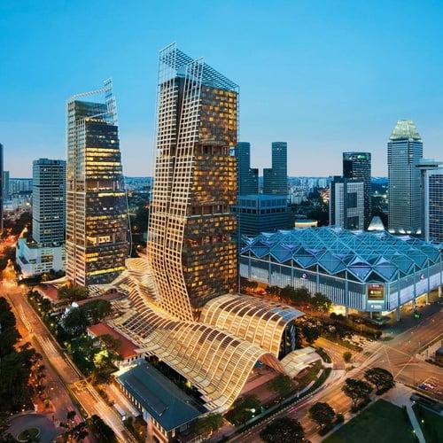 JW Marriott Hotel South Beach Singapore