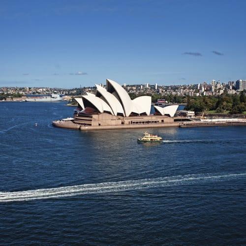 Sydney harbour500