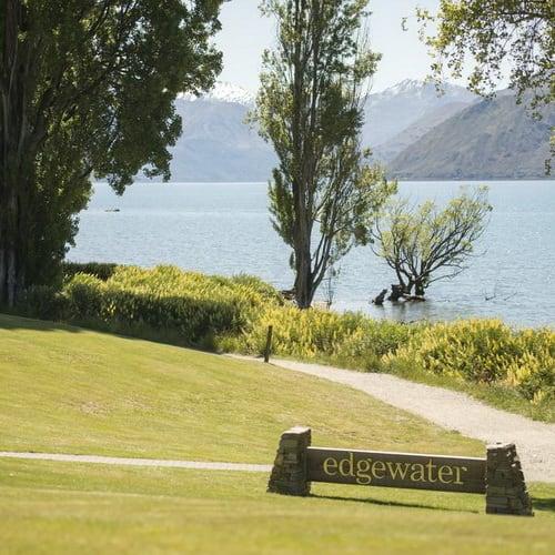 Edgewater Lake Wanaka500