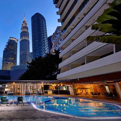 Corus Hotel Kuala Lumpur exterior500