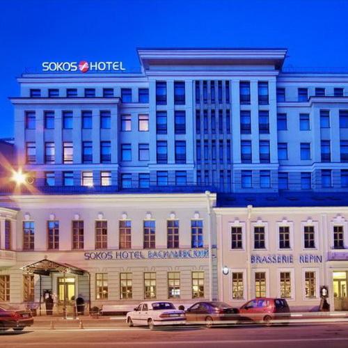 Solo Sokos Hotel Vasilievsky St. Petersburg