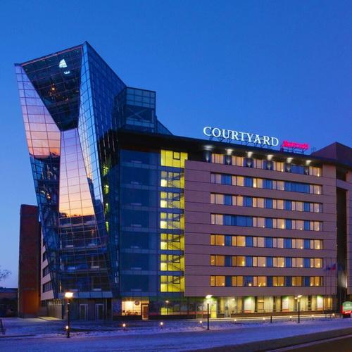 Courtyard Marriott City Center Irkutsk